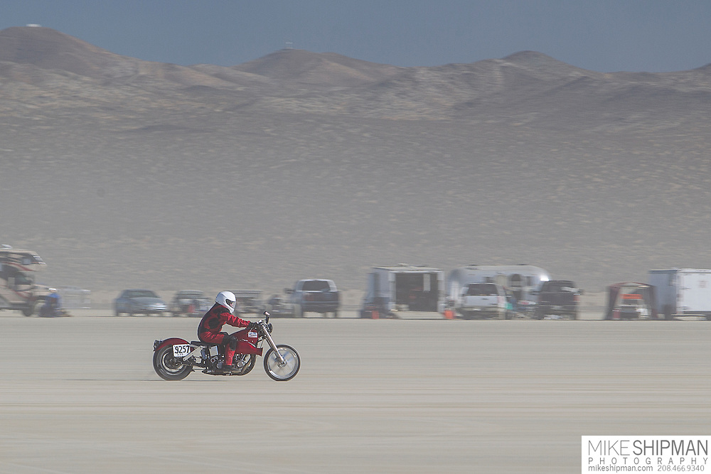 Too Much Fun Bike, 9257B, eng 1350CC, body A-PG, driver RT Williams, 28.261, record 172.651