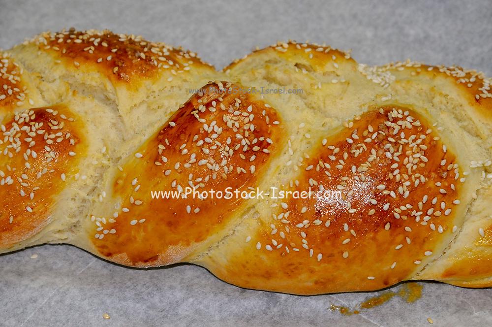 Home baked Challah