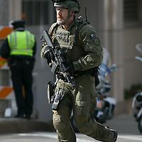 Boston Marathon explosion 4/15/2013