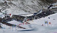 ALPINE SKIING - WORLD CUP 2012/2013 - SOELDEN (AUT) - 26/10/2012 - PHOTO  GIOVANNI AULETTA / PENTAPHOTO / DPPI - WOMEN GIANT SLALOM - SOLDEN ILLUSTRATION