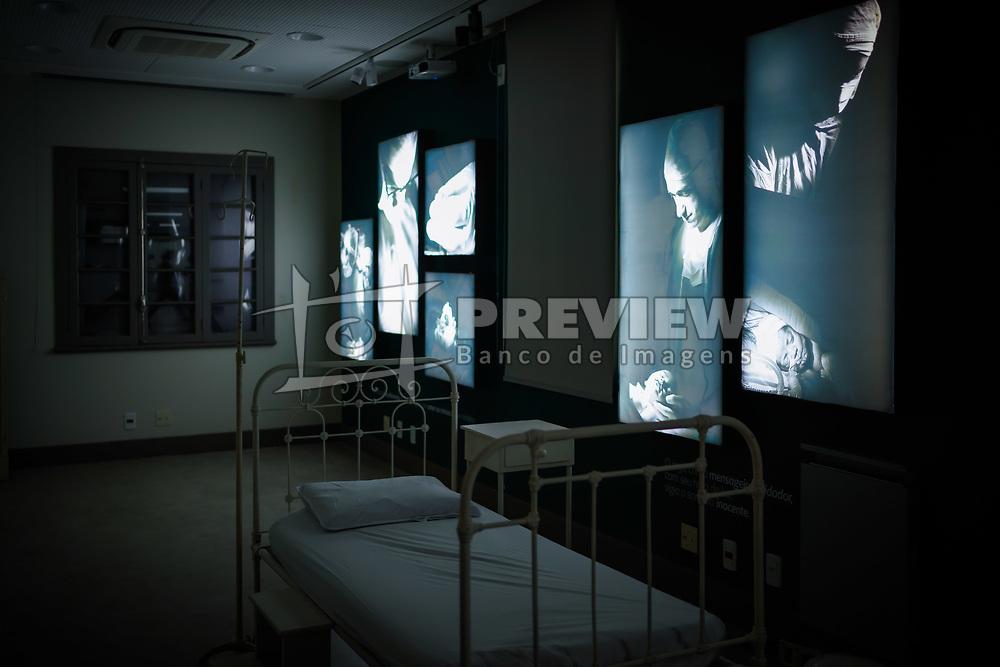 Exposição Vida, na Casa da Memória Unimed Federação/RS. FOTO: Jefferson Bernardes/ Agência Preview