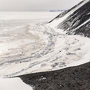Sea Ice Pressure at Hut Point