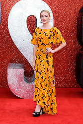 June 13, 2018 - London, United Kingdom of Great Britain and Northern Ireland - Clara Paget arriving at the London premiere of 'Ocean's 8' at Cineworld Leicester Square on June 13, 2018 in London, England  (Credit Image: © Famous/Ace Pictures via ZUMA Press)