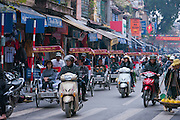 Old Quarter of Hanoi, Vietnam