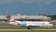 Austrian Arrows (Tyrolean Airways), Fokker 70 (F-28-0070)