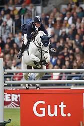 Deusser Daniel, (GER), Cornet D Amour <br /> Rolex Grand Prix, The Grand Prix of Aachen<br /> Weltfest des Pferdesports Aachen 2015<br /> © Hippo Foto - Dirk Caremans<br /> 31/05/15