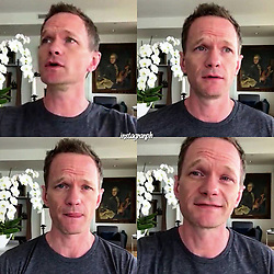 """Neil Patrick Harris releases a photo on Instagram with the following caption: """"Happy Wednesday. \u263a\n#neilpatrickharris #nph #tagsforlikes #actor #lovehim #handsome #myedit #awesome #legendary @nph \ud83d\ude18"""". Photo Credit: Instagram *** No USA Distribution *** For Editorial Use Only *** Not to be Published in Books or Photo Books ***  Please note: Fees charged by the agency are for the agency's services only, and do not, nor are they intended to, convey to the user any ownership of Copyright or License in the material. The agency does not claim any ownership including but not limited to Copyright or License in the attached material. By publishing this material you expressly agree to indemnify and to hold the agency and its directors, shareholders and employees harmless from any loss, claims, damages, demands, expenses (including legal fees), or any causes of action or allegation against the agency arising out of or connected in any way with publication of the material."""