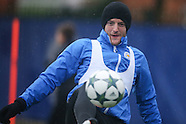 Leicester City Training 211116