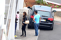 BILDET INNGÅR IKKE I FASTAVTALENE PÅ NETT.<br /> <br /> Fotball<br /> Portugal<br /> Foto: Cityfiles/Digitalsport<br /> NORWAY ONLY<br /> <br /> 20110524: FUNCHAL, MADEIRA ISLAND, PORTUGAL - Portuguese football star Cristiano Ronaldo hangs out with his family and girlfriend Irina Shayk in Funchal, Madeira. Also Pictured: Ronaldo's brother Hugo Aveiro