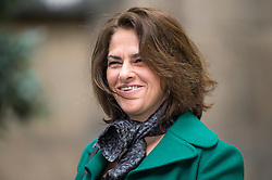© London News Pictures. 05/03/2016. London, UK. Artist TRACEY EMIN attends a ceremony to mark the wedding of Rupert Murdoch and Jerry Hall held at St Brides Church on Fleet Street,  central London on February 05, 2016. . Photo credit: Ben Cawthra /LNP