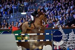 STAUT Kevin (FRA) Vendome d'Anchat HDC<br /> Genf - CHI Rolex Grand Slam 2017<br /> Grand Prix Rolex - Rolex Grand Slam of Show Jumping<br /> © www.sportfotos-lafrentz.de