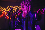 BLK + IVY at the Chill Out, December 2017 at the Eagles Lodge in Portland, OR. Photo by Jason Quigley