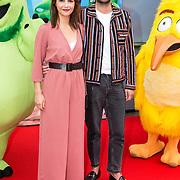 NLD/Amsterdam/20190814 - Premiere Angry Birds 2, Marryam Hassouni en ........