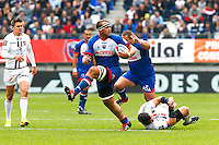 Hendrik Roodt - 16.05.2015 - Grenoble / Stade Toulousain - 25eme journee de Top 14<br />Photo : Jack Robert / Icon Sport