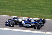 July 2, 2006: Indianapolis Motorspeedway. Mark Webber, Williams F1 team, FW28