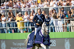 Fredricson Peder, SWE, Catch Me Not S<br /> European Championship Riesenbeck 2021<br /> © Hippo Foto - Dirk Caremans<br /> 05/09/2021