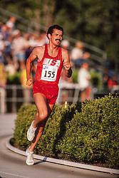 Paul Cummings, Prefontaine Classic track and field meet, Hayward Field, University of Oregon, Eugene, Oregon, USA