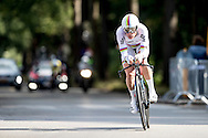 World champion Vasil Kyrienka from SKY team during the Eneco Tour 2016 at  at Breda, Breda, Holland on 20 September 2016. Photo by Gino Outheusden.
