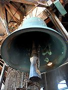 The five bells of the Campanile di San Marco each had a specific purpose. The largest rang at the beginning and end of the workday, one rang at midday, another rang to summon members to council meetings, a fourth proclaimed a session of the Senate, and the last announced executions.