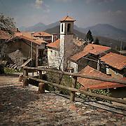 Old village of Varese provincie