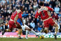 Photo: Richard Lane.<br /> Birmingham City v Portsmouth. The Barclays Premiership. 21/01/2006.