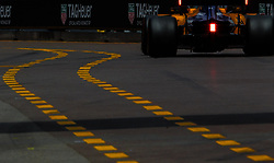 May 25, 2019 - Montecarlo, Monaco - Lando Norris of Great Britain and McLaren F1 Team driver goes during the qualification session at Formula 1 Grand Prix de Monaco on May 25, 2019 in Monte Carlo, Monaco. (Credit Image: © Robert Szaniszlo/NurPhoto via ZUMA Press)