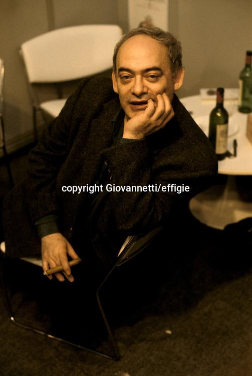 Roland Topor<br />copyright Giovannetti/effigie