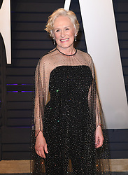 Glenn Close attending the 2019 Vanity Fair Oscar Party hosted by editor Radhika Jones held at the Wallis Annenberg Center for the Performing Arts on February 24, 2019 in Los Angeles, CA, USA. Photo by David Niviere/ABACAPRESS.COM