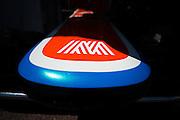 May 25-29, 2016: Monaco Grand Prix. Manor racing nose detail