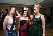 EMILY GOODALL; LADY DALMANY, The Royal Caledonian Ball 2010. Grosvenor House. Park Lane. London. 30 April 2010 *** Local Caption *** -DO NOT ARCHIVE-© Copyright Photograph by Dafydd Jones. 248 Clapham Rd. London SW9 0PZ. Tel 0207 820 0771. www.dafjones.com.<br /> EMILY GOODALL; LADY DALMANY, The Royal Caledonian Ball 2010. Grosvenor House. Park Lane. London. 30 April 2010
