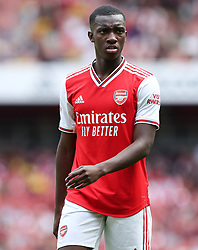 Edward Nketiah of Arsenal - Mandatory by-line: Arron Gent/JMP - 28/07/2019 - FOOTBALL - Emirates Stadium - London, England - Arsenal v Olympique Lyonnais - Emirates Cup