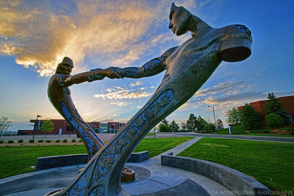 Communis Statue (Thornton, Colorado)