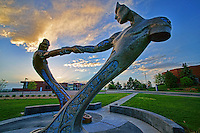 Communis Statue (Thornton, Colorado)