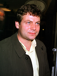 MR MARK REED son of the late actor Oliver Reed, at an exhibition in London on 27th September 1999.MWT 28