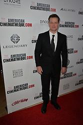 Matt Damon bei der 30th Annual American Cinematheque Awards Gala in Beverly Hills / 141016