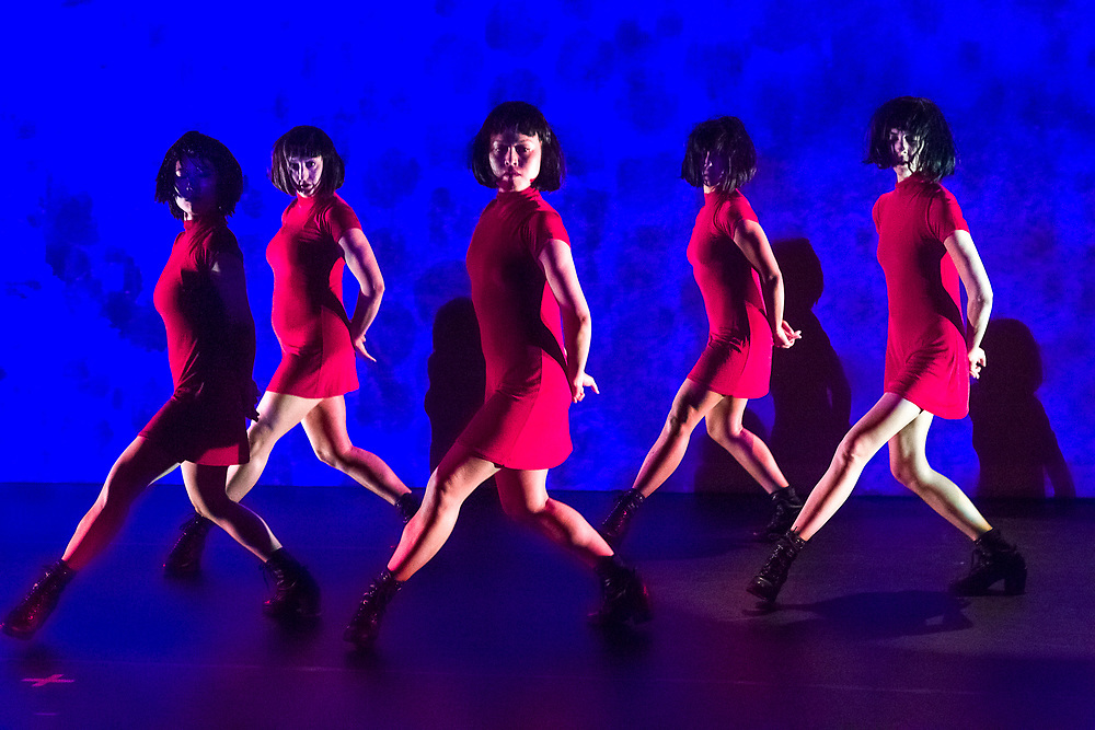 Deadly-dance by Prometheus with Naoko Harada Brown, Callie Chapman Korn, Danielle Davidson, Lonnie Stanton,  Shoshana Moyer, Flora Hyoin Kim performance on March 23rd at Walnut Hill Theater in Natick, MA