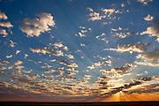 Dawn near Keetmanshoop, Namibia