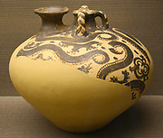 Greek Jug from a cremation grave circa 8th century BC