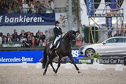 Heijkoop Danielle (NED) - Kingsley Siro<br /> CDIO5 Grand Prix Freestyle <br /> CHIO Rotterdam 2014<br /> © Dirk Caremans