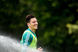 June 13, 2018 - Moscow, Russia - 180613 Mesut Ozil of Germany during a practice session ahead of the 2018 FIFA World Cup on June 13, 2018 in Moscow..Photo: Petter Arvidson / BILDBYRÃ…N / kod PA / 92061 (Credit Image: © Petter Arvidson/Bildbyran via ZUMA Press)