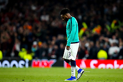 Danny Rose of Tottenham Hotspur cuts a dejected figure - Mandatory by-line: Robbie Stephenson/JMP - 30/04/2019 - FOOTBALL - Tottenham Hotspur Stadium - London, England - Tottenham Hotspur v Ajax - UEFA Champions League Semi-Final 1st Leg