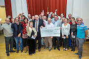 All of the community projects that have been supported by the money raised from FITS at WREN community energy. Wadebridge, Cornwall. UK