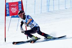 FRANCE Martin, SVK, Giant Slalom, 2013 IPC Alpine Skiing World Championships, La Molina, Spain