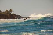 Waimea Bay, North Shore, Oahu, Hawaii