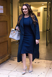 © Licensed to London News Pictures. 11/01/2018. London, UK. Tamara Ecclestone leaves the High Court at lunch during a hearing over her sister Petra Ecclestone's legal battle with ex-husband James Stunt following their £5.5billion divorce. Photo credit: Rob Pinney/LNP
