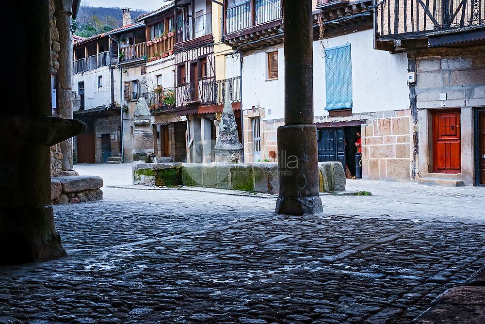 Castilla y León. Salamanca. San Martín del Castañar ©© Javier I. Sanchís / PILAR REVILLA