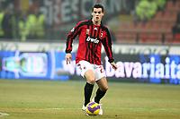 "Yoann Gourcuff (Milan)<br /> <br /> Milano 24/2/2008 Stadio ""Giuseppe Meazza""<br /> <br /> Campionato Italiano Serie A<br /> <br /> Milan Palermo (2-1)<br /> <br /> Foto PaperMg/Insidefoto"