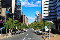 Johannesburg is the largest city in South Africa, and the provincial capital of Gauteng.