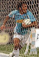 Roma, 12 / 02 / 2005 Campionato di calcio di serie A 2004 - 2005 24a Giornata -  Lazio - Atalanta - nella foto: Fabio Bazzani