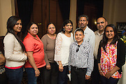 Narinder and Davinder Saggi celebrate their 25th Wedding Anniversary with family and friends during a surprise party at Maggiano's Little Italy in San Jose, California, on April 20, 2013. (Stan Olszewski/SOSKIphoto)
